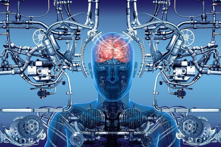 La singularité, convergence de l'homme et de la machine