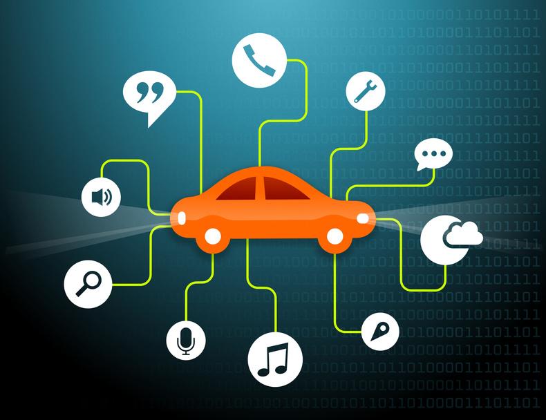La voiture connectée, terrain d'affrontement des géants du Net