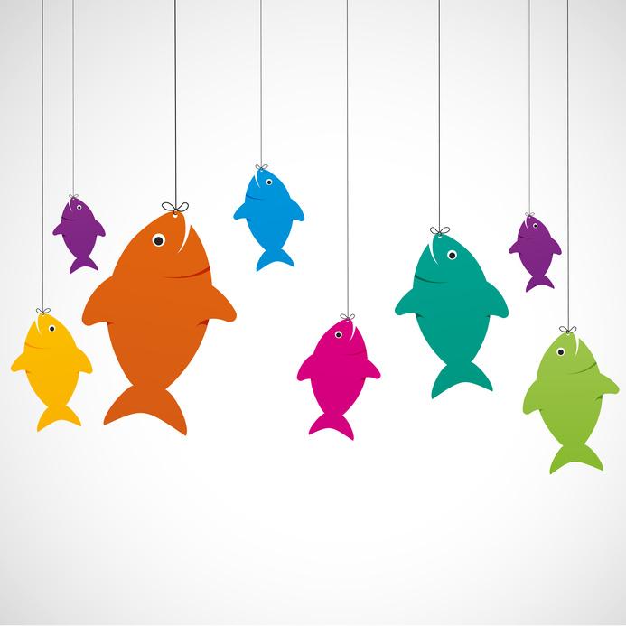 Les poissons d'Avril