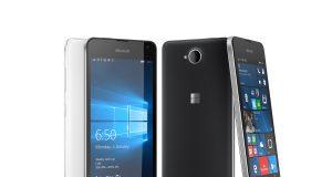 téléphone mobile Lumia 650